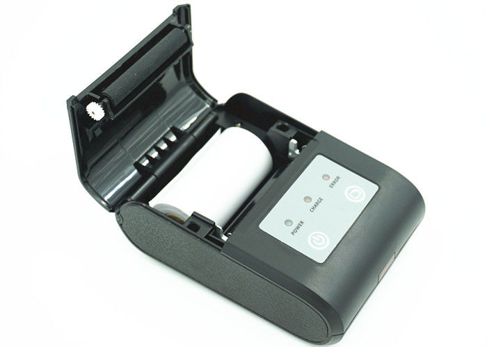 Modern 58mm Portable Thermal Printer , handheld mobile ticket printer for taxi bill
